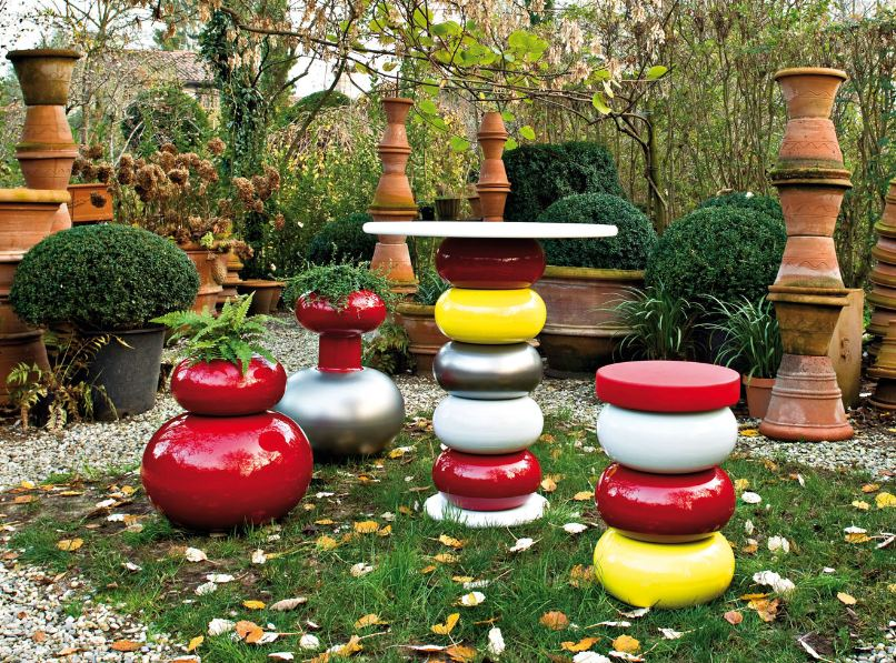 Ottobre 2012 for Arredamento giardino design
