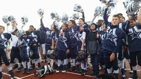 V2m Brownsville Cowboys Fall In Championship Game