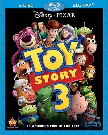 Toy Story 3 (2010) HD 1080p Latino
