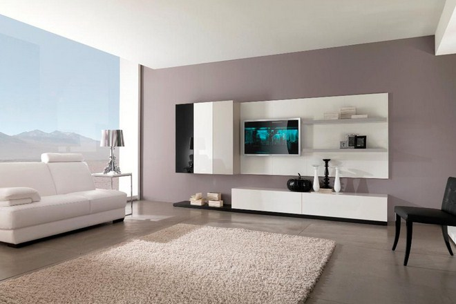 Modern Living Room Design Ideas