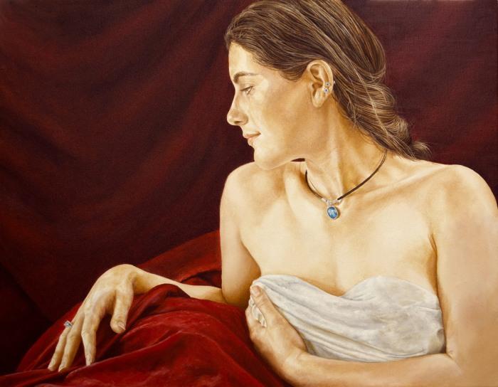 Австралийский художник. David Wells
