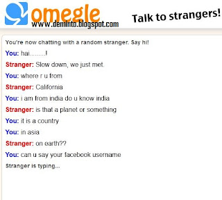 reviews parents chat omegle talk with strangers