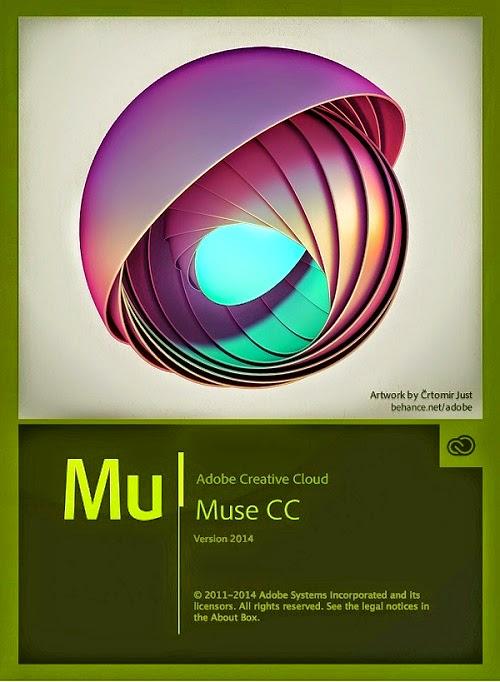Adobe Muse CC 2014 2.1.10 (64-Bit) Multilanguage