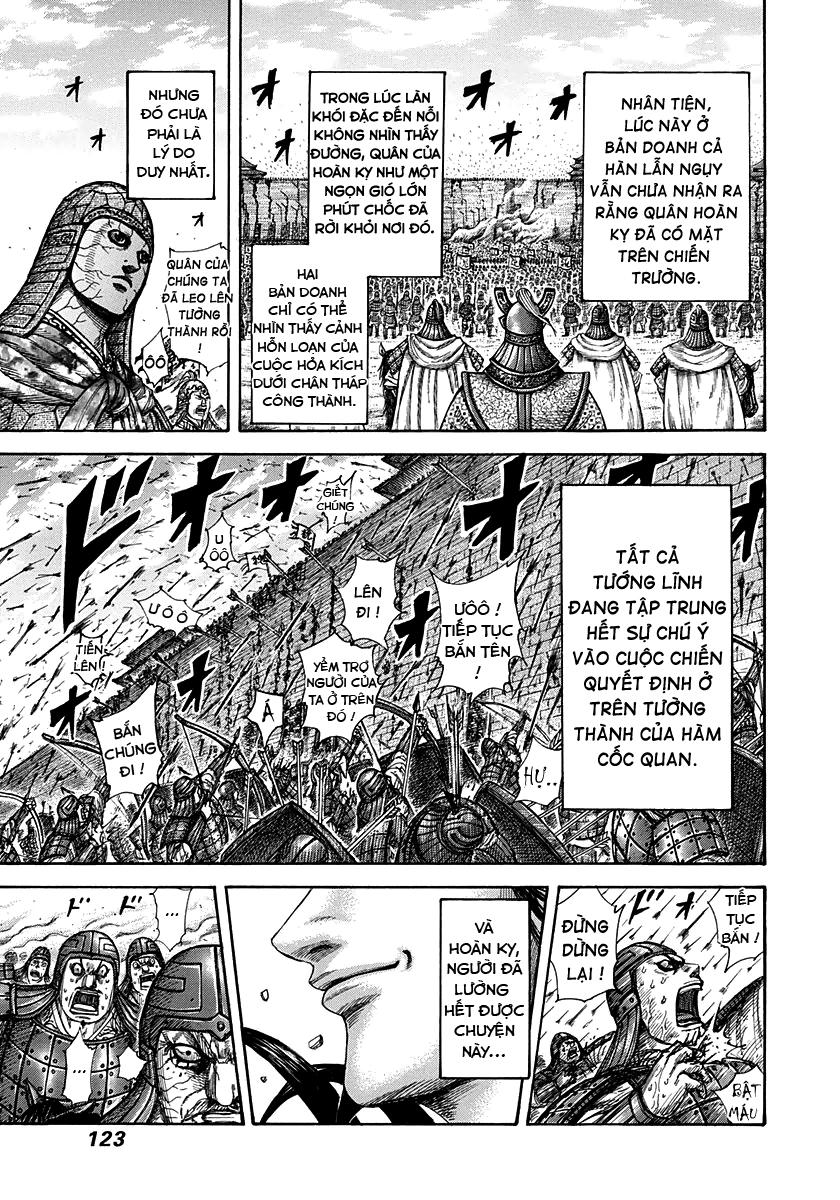 Kingdom - Vương Giả Thiên Hạ Chapter 301 page 9 - IZTruyenTranh.com