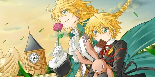 Actu Manga, Ki-oon, Manga, Pandora Hearts,