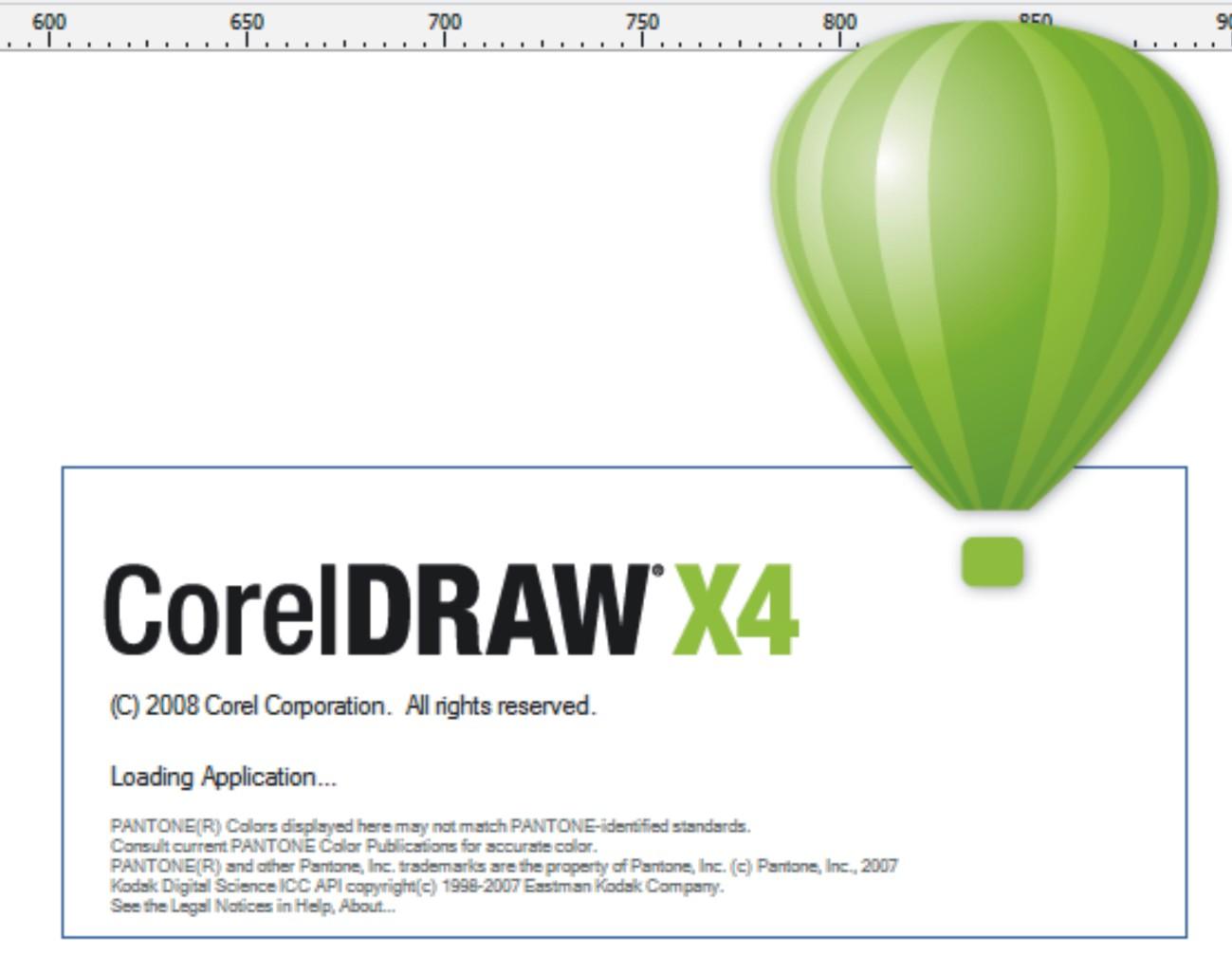 cara menggunakan corel draw 4x