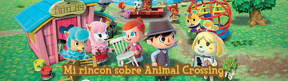 Mi rincón sobre Animal Crossing: New Leaf