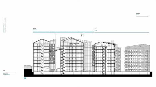 Экспериментальный проект жилого района