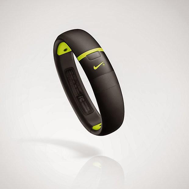 Le Fuelband de Nike+ bracelet d'activité podomètre connecté design