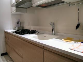 Top da cucina modelli e materiali casa servizi - Top cucina materiali ...
