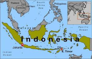 descolonizacin de Indonesia