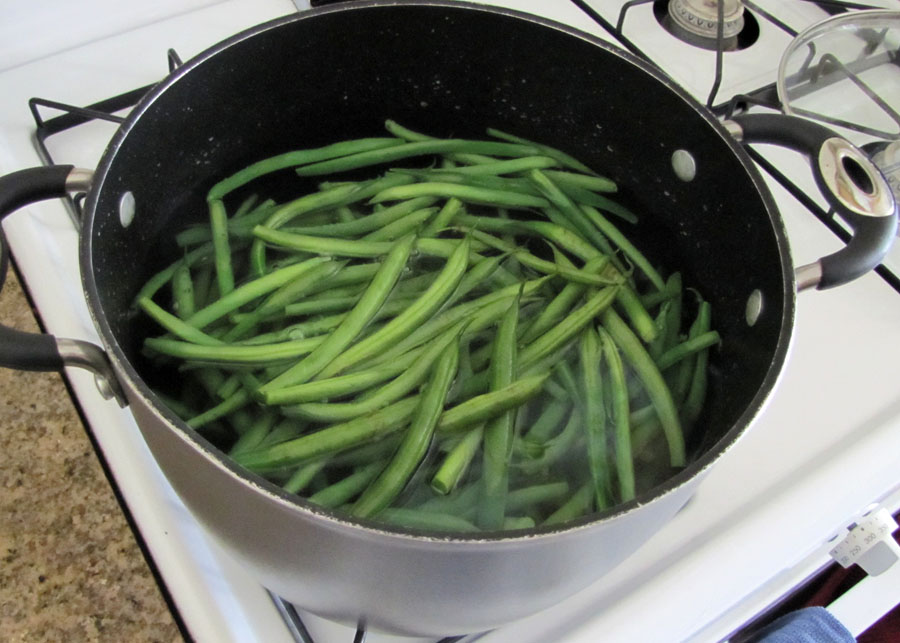 how to cook with just boiling water