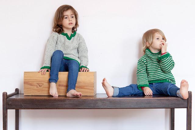 Moda Infantil Handmade: Babaa