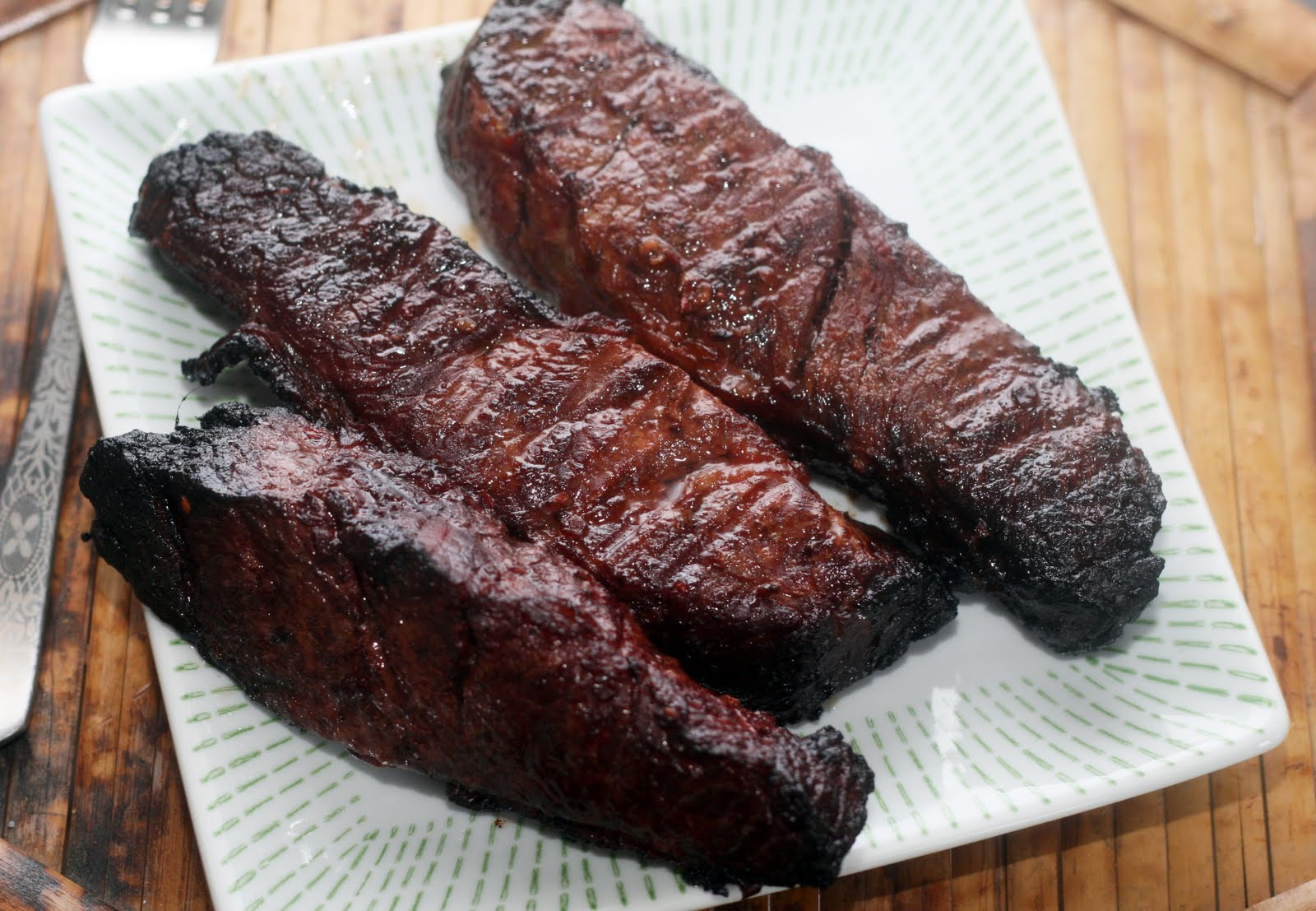 Recipes by Rachel Rappaport: Hawaiian Inspired Short Ribs