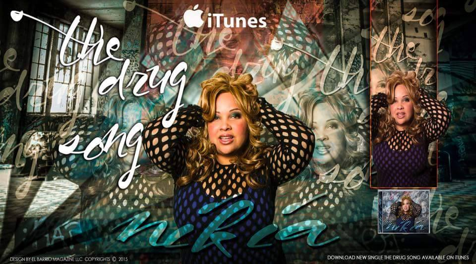 "Nikia ""The Drug Song"" on iTunes (CLICK THE IMAGE)"