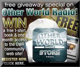 Other World Radio PRIZE PACK!