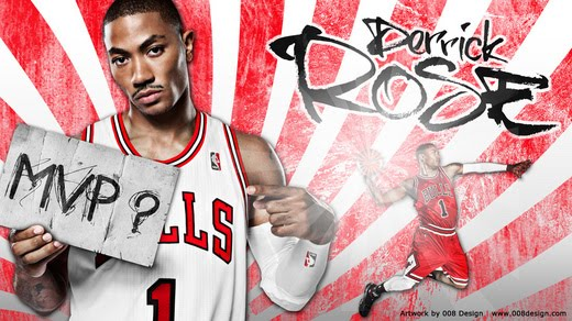 chicago bulls wallpaper derrick rose. chicago bulls derrick rose