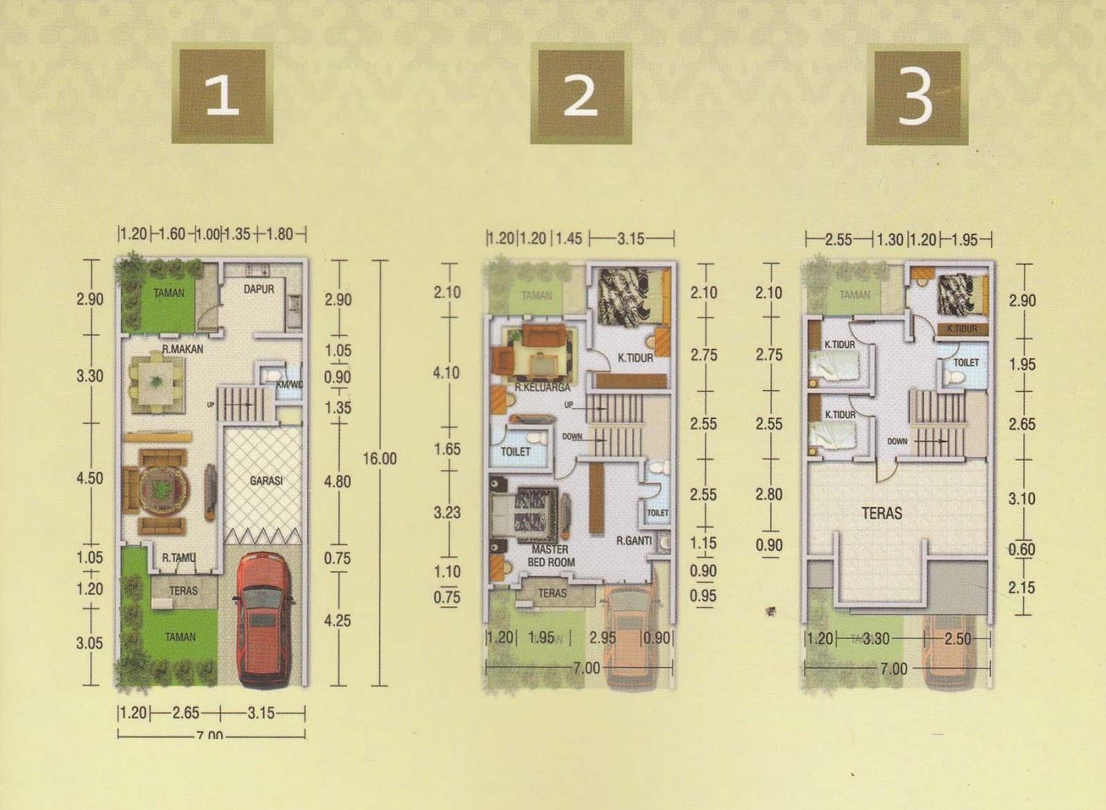 Rumah Mewah Minimalis 5 Kamar di Medan | Type 200 | Info Properti ...