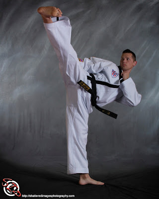 Basic Lighting for Martial Arts Photography