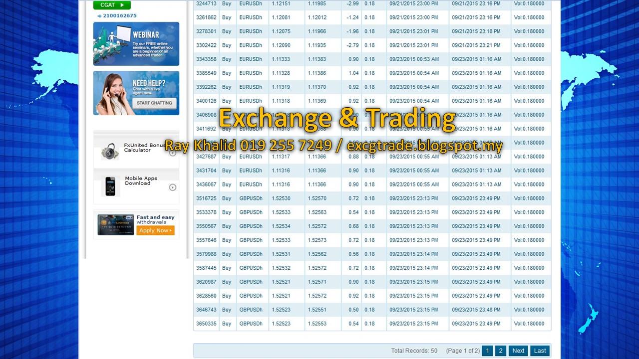 Exchange & Trading