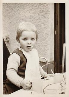 Bild aus dem 80ern - Kind