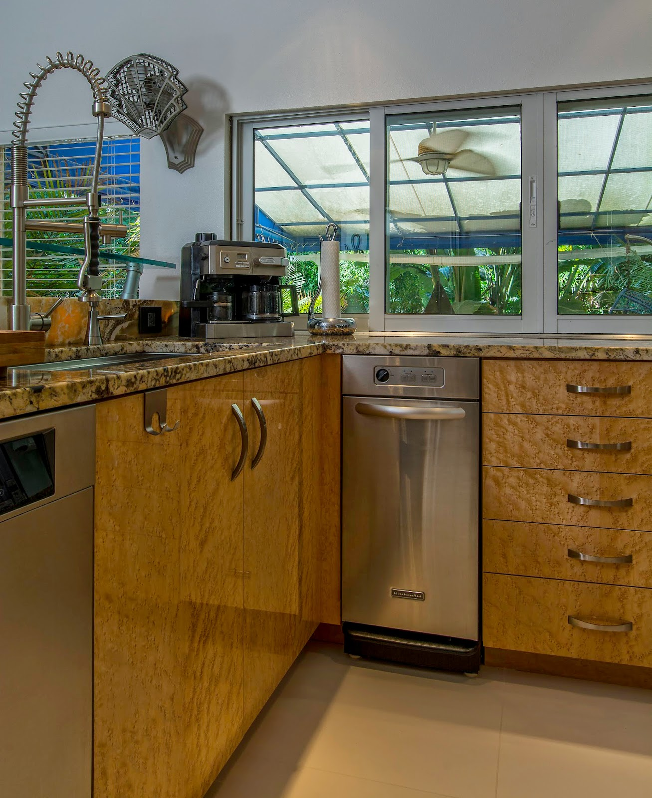 Custom Cabinetry: Miami Beach
