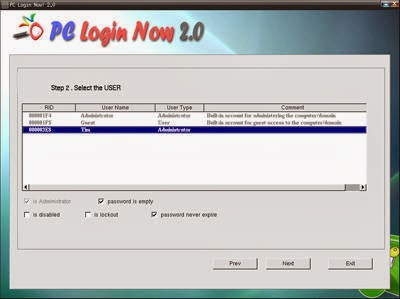 pcloginnow08 7 Windows Password Recovery Tool Gratis