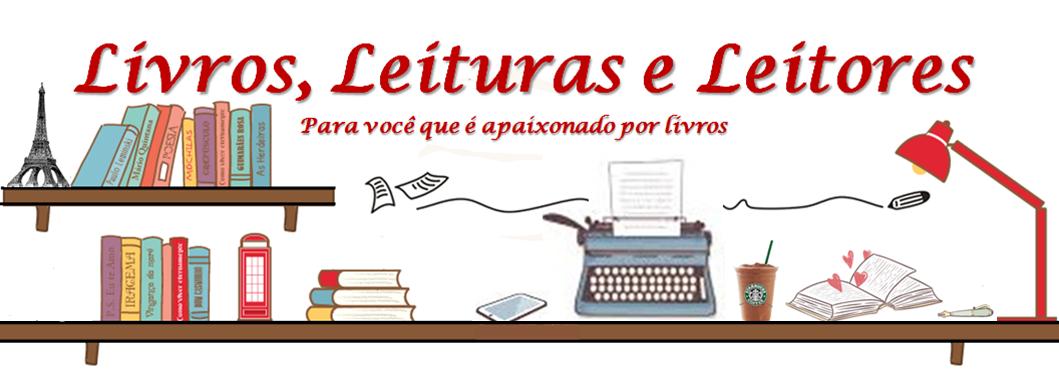 Livros, leituras e leitores