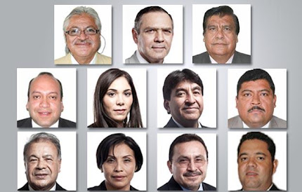 Los 11 diputados con menor presencia en las sesiones