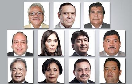 Los 11 diputados con menor presencia en las sesiones