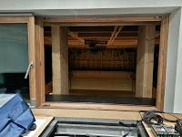 Zdjęcie z pomieszczenia realizatorów