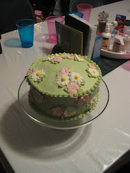 Flower Cake