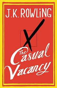 My favorite summer read-The Casual Vacancy