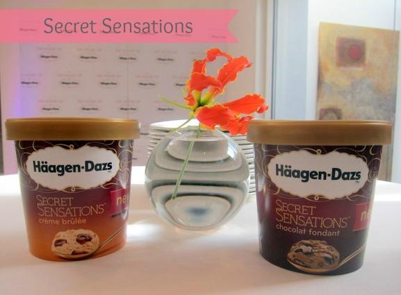 Haagen Dazs Secret Sensations