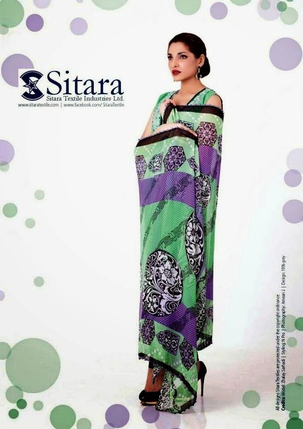 Sitara Summer Lawn Designs