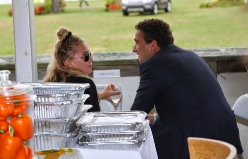 Mary-Kate Olsen and her Olivier: Secret Wedding?