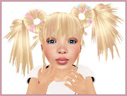 Skin: **Cute Bytes** Hoonee Skin. Outfit: >Cartoon K. Toddlers< Mesh Set 01 .