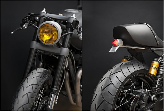 YAMAHA XJR 1300 CUSTOM MOTORCYCLE BY WRENCHMONKEES