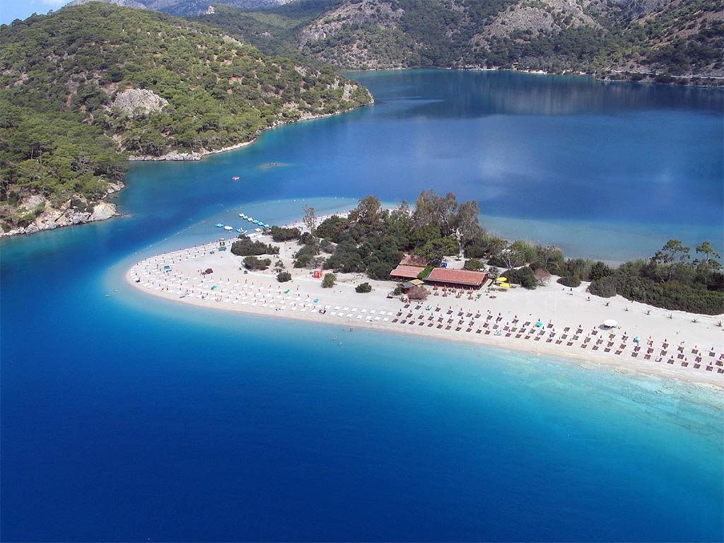 Cesme peninsula turkey tourist destinations for Best vacation destinations in the south