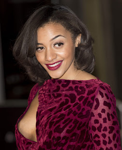 Amal Fashanu, daughter of former footballer John Fashanu