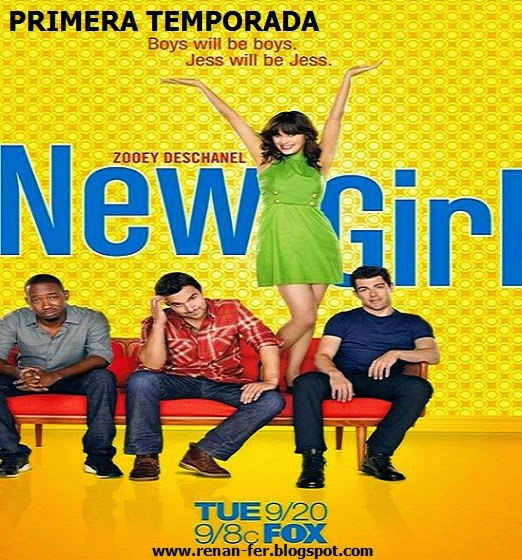 New Girl Temp 1 [24/24][50MB][MP4][MEGA][Latino] Actualizando...