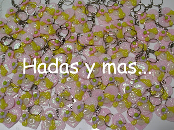 LLaveritos con Haditas!!!