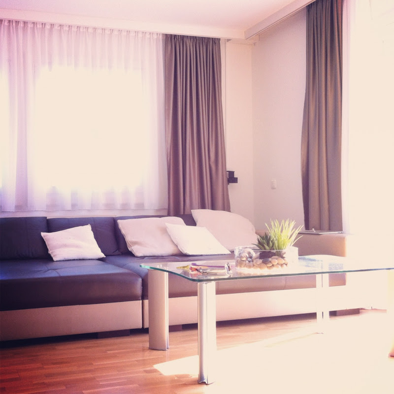 Die kunst den alltag zu feiern unser neues wohnzimmer - Neues wohnzimmer ...