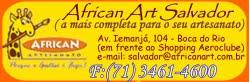 Ministro cursos na African Art