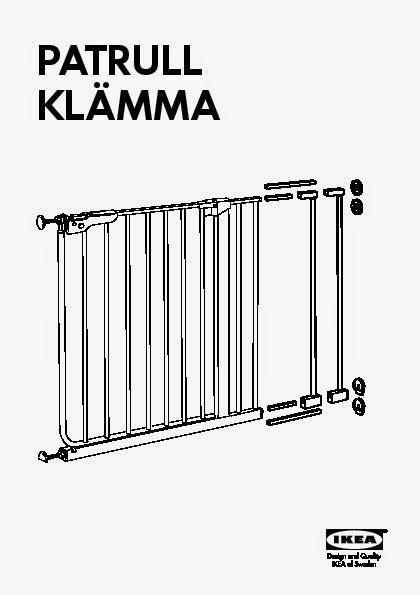 Ikea richiama i cancelletti pericolo per i bambini e for Cancelletti per bambini ikea