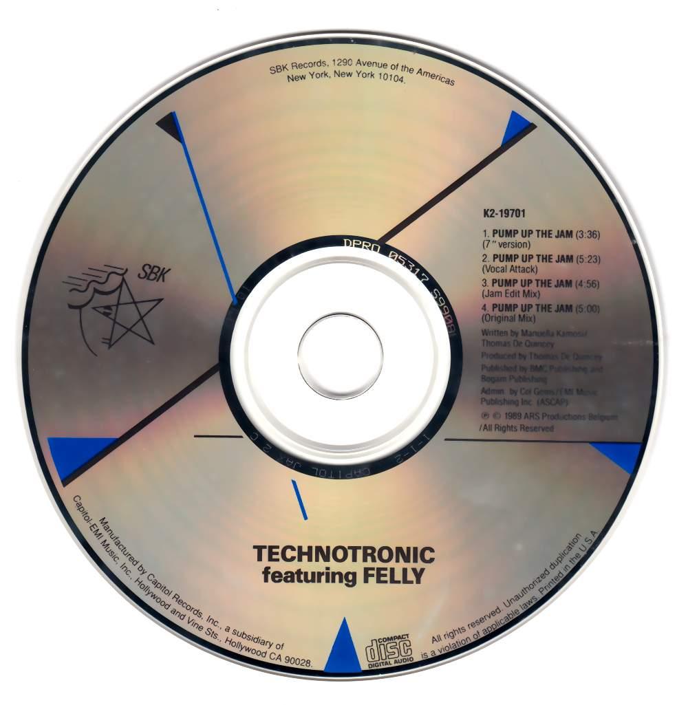 Technotronic Feat. Monday Midnite - The G-Train