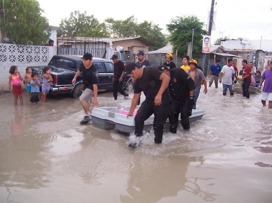 Que significa soñar con inundacion