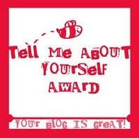 Tell Me About Yourself Award!