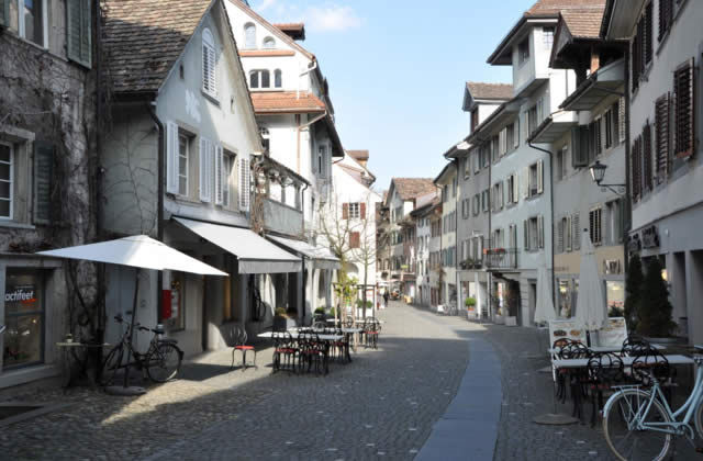 Rapperswil - St. Gallen, Switzerland, Suíça