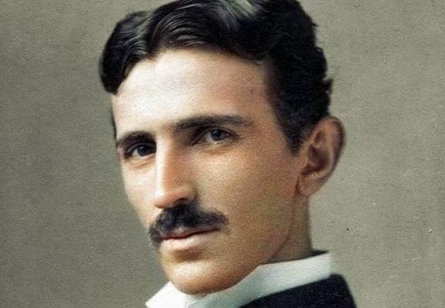 Genio inventor de Nikola Tesla